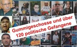 Gefährliche Entwicklung in Algerien: Brutale Polizeiattacken und über 120 politische Gefangenen seit Beginn der Revolution