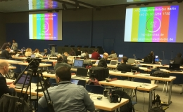 Berliner Libyen-Konferenz: Algerien Heute berichtet live aus dem Bundespresseamt in Berlin (1)