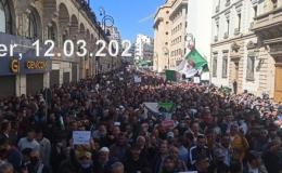 Hirak 2.0: Zehntausende demonstrieren in Algier, Bejaia, Tizi und anderen Städten
