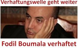Präsidentschaftswahlen mit allen Mitteln gegen den Willen der Bevölkerung durchführen: Alle Gegner werden verhaftet, u.a. Fodil Boumala