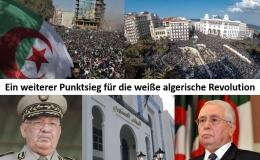 Ein weiterer Punktsieg für das algerische Volk – Die Präsidentschaftswahlen finden nicht statt