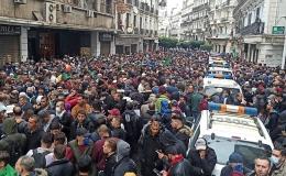 Hirak 2.0: Tausende Demonstranten in Algier und anderen Städten: Der Hirak ist zurück!