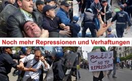 Gaid Salah erhöht den Druck: Repressionen und Verhaftungen an der Tagesordnung