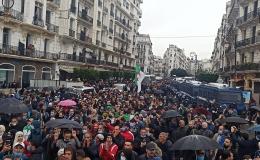 Hirak 2.0: Algeriens 2. Revolution voll im Gange: Massendemonstrationen in Algier, Bejaia, Tizi Ouzou …