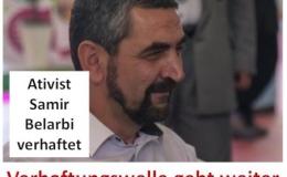 Verhaftungswelle geht weiter: Armeechef Gaid Salah lässt Aktivisten Samir Belarbi verhaften