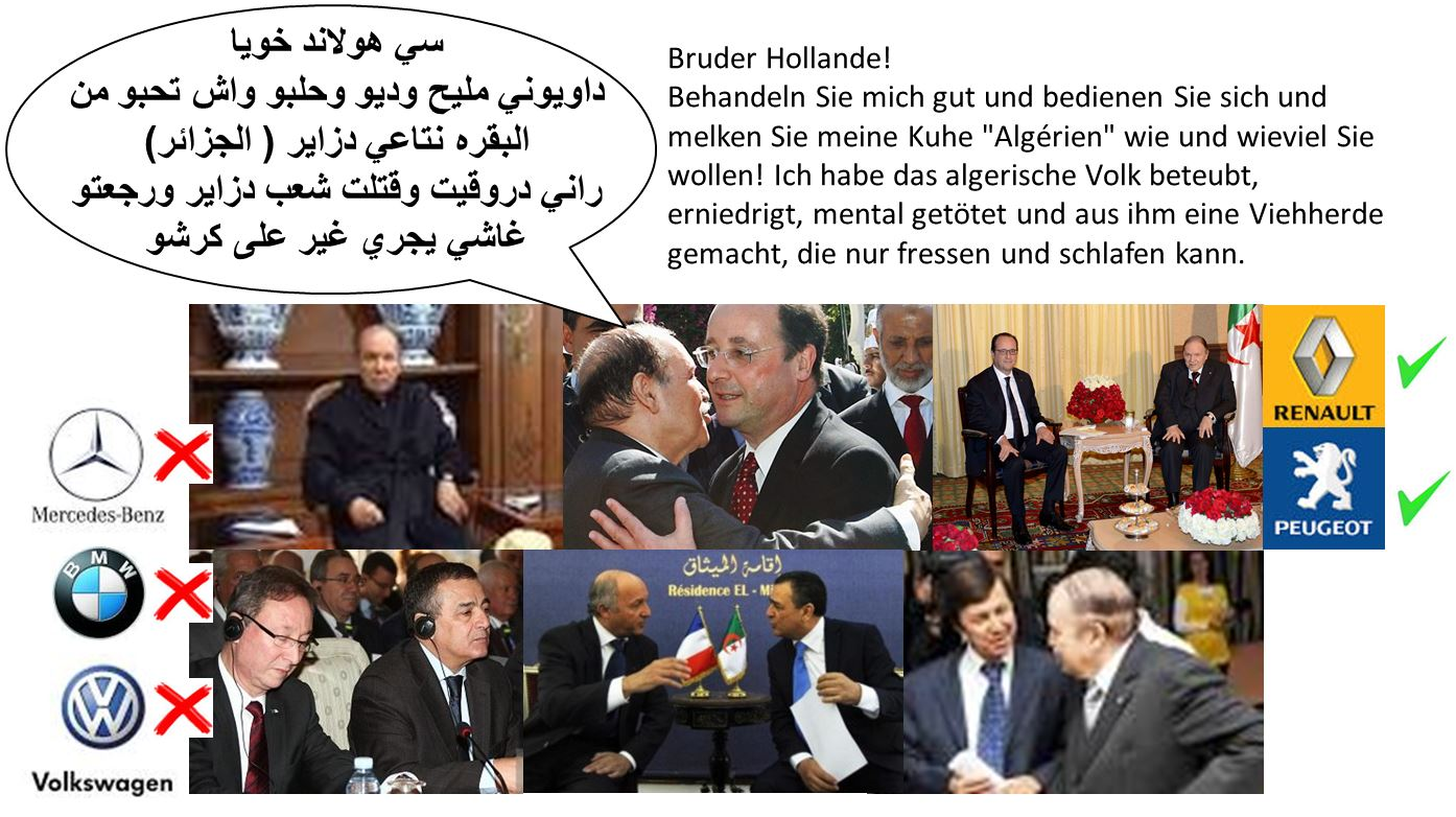 Boutef Hollande 2
