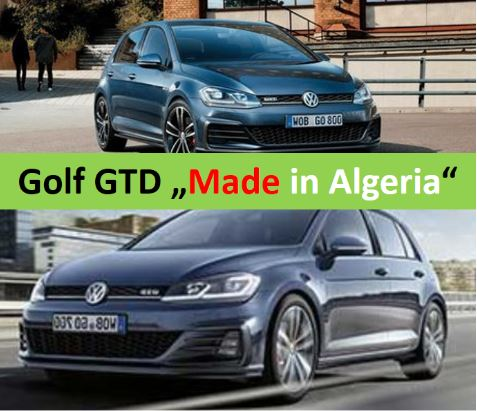 Golf GTD DZ