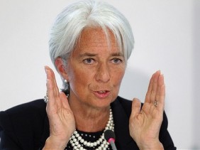 IWF Christine Lagarde