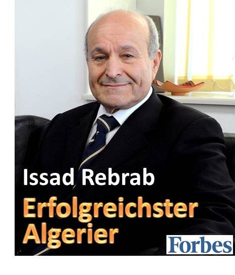 Issad Rebrab Forbes