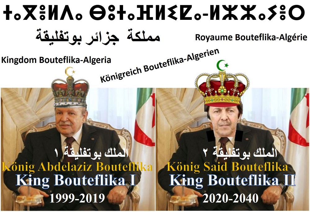 Kingdom Bouteflika Algeria final L