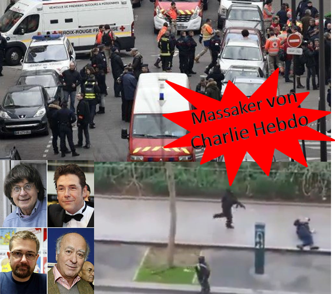 Paris Massaker