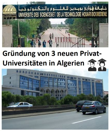 Private Unis DZ