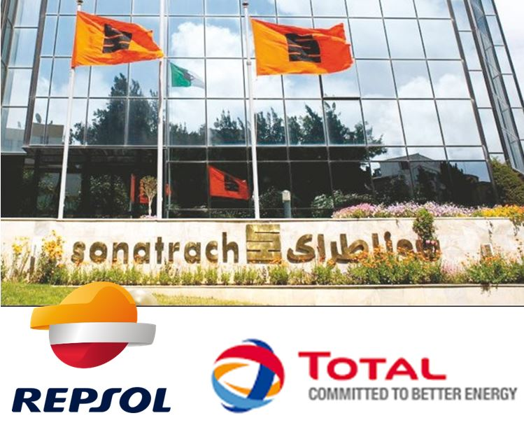 Sonatrach Repsol Total