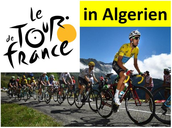 Tour de France in Algerien