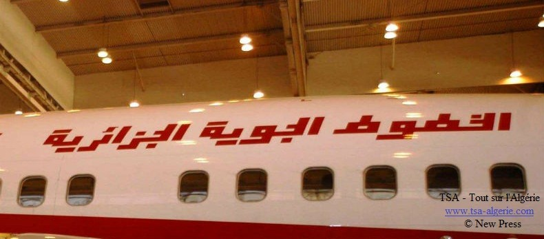 avion Air Algerie